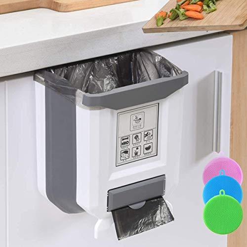 La Mejor Lista de Cubos de basura para la cocina - los más vendidos. 14