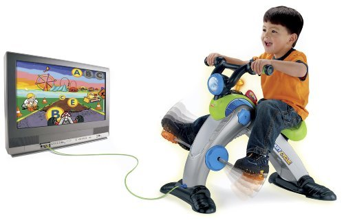 fisher price smart cycle racer - 2