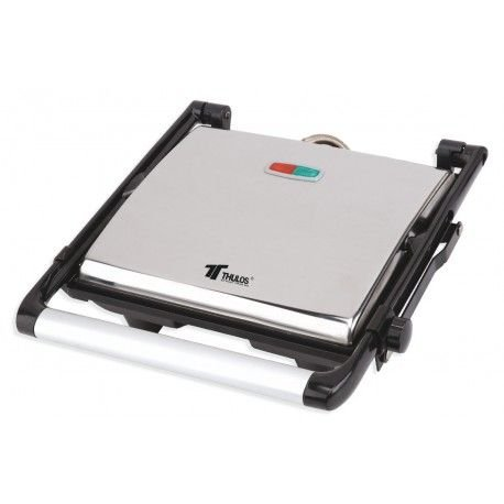 Thulos TH-GP200 - Grill Panini, 2000w