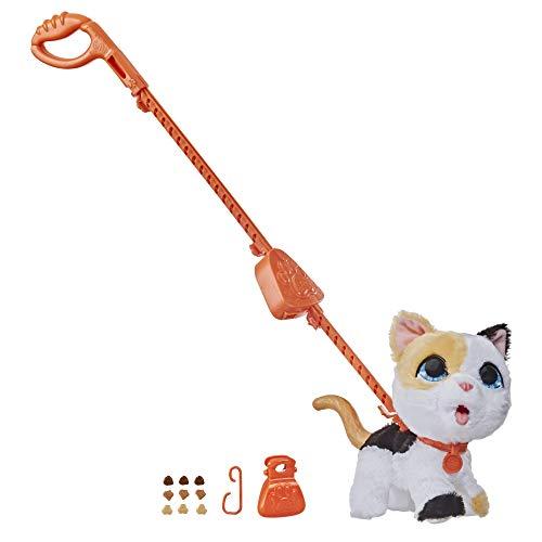 Hasbro FurReal, Poopalots Gattino (Peluche Gattino interattivo, Cuccioli Assortiti), Giocattolo per Bambini da 4 Anni in su