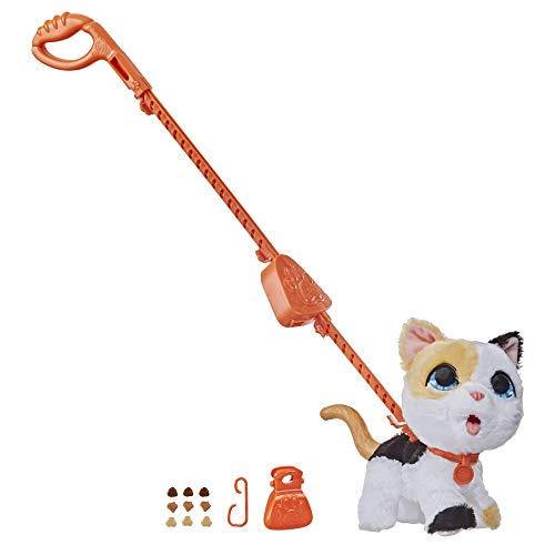 FurReal friends- Mascotas Poop A Lots Gatito Paseos (Hasbro E89465X0)