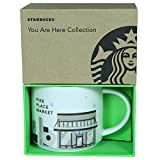 Starbucks You Are Here- Pike Place Market Mug, 14 Fl Oz (011023936)