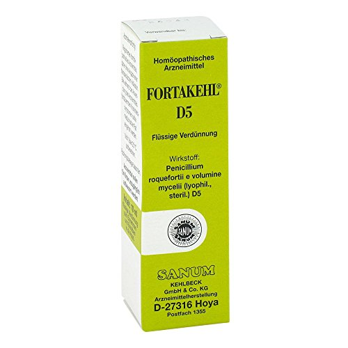 FORTAKEHL D 5 Tropfen 10 ml