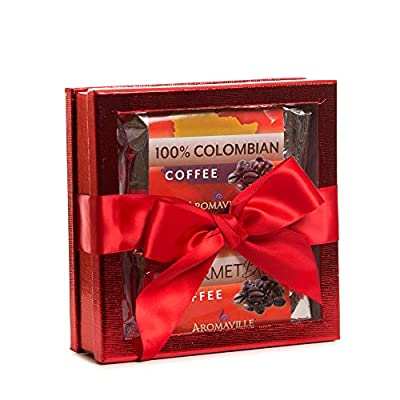Gourmet Coffee Gift Set - Coffee Gift Basket - Coffee Lovers Gifts - Coffee Gift Set - Best Gift for Coworkers, Friends, Boss Etc.