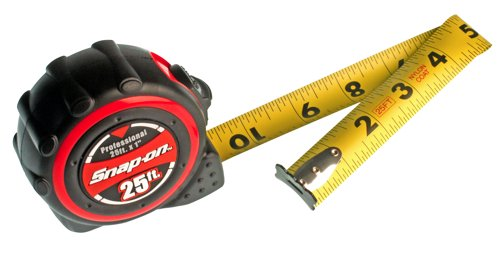 Snap-On 870569 25 Feet by 1-Inch Tape Measure