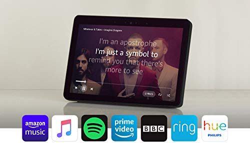 Echo Show (2nd Gen) – Stay in touch with the help of Alexa – Black 8