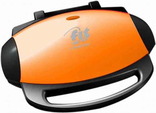 Fit for Fun by Russell Hobbs Click & Grill Fitness keukengrill oranje