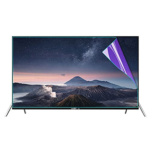 Adecuado para LCD, LED, 4K OLED y QLED y Pantalla Curva, 27-75 Pulgadas Protector de Pantalla, Filtro de luz Anti-Azul, Alivia La Fatiga Ocular (Color : Matte Version, Size : 40 Inch 875X483mm)