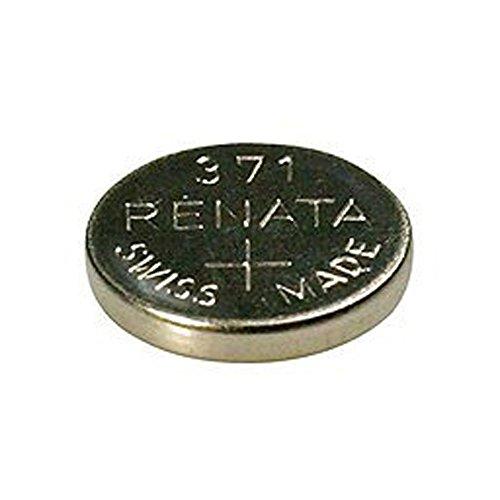 Renata Uhrenbatterie SP 371 ///;(370+) SR920SW (SR69,AG6,LR921,LR69,171);1 Pack