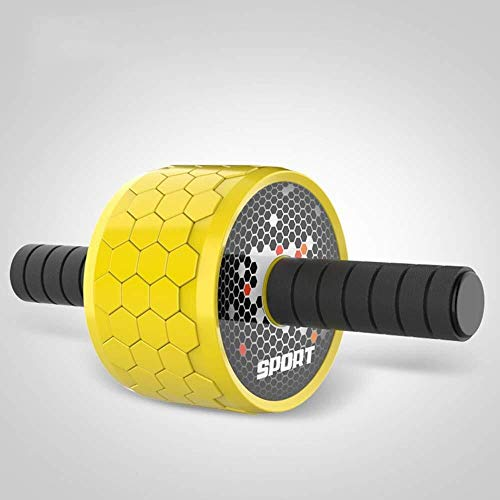 ADLIN Klimmzugstangen, Ab Bauch-Übung Roller - Body Fitness Krafttraining Maschine AB Rad-Gym-Tool (Color : A)