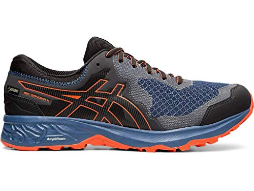 Asics Mens Gel-Sonoma 4 G-TX Running Shoes, Navy, 44.5 EU