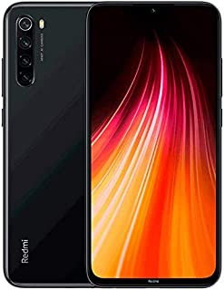 "Xiaomi Redmi Note 8 (128GB, 4GB) 6.3"",Quad Camera, Dual SIM GSM Factory Unlocked - US & Global 4G LTE International Versio..."