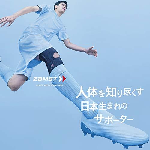 ザムスト(ZAMST)ひざ膝サポーターEK-3スポーツ全般日常生活左右兼用Mサイズブラック371902