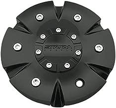 Strada Denaro S12 61702295F-2 Black Wheel Center Cap