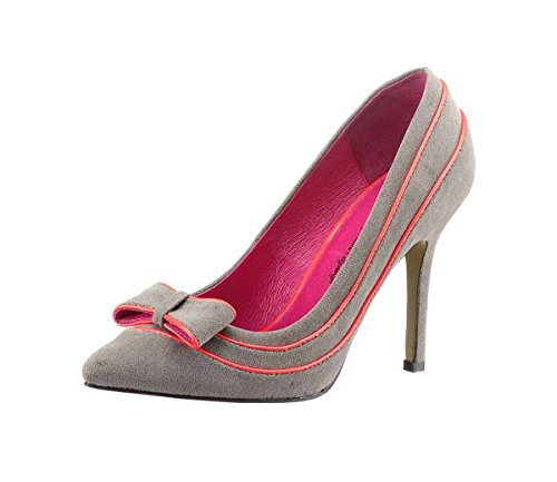 Ladystar by Daniela Katzenberger Damen-Schuhe Pumps Mehrfarbig Größe 37