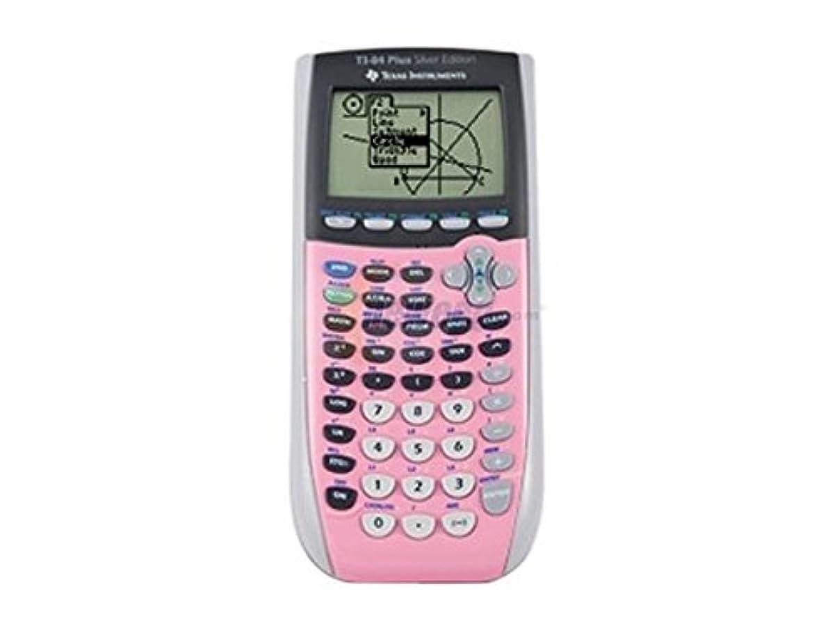 好み有効化辞任Texas Instruments TI-84 Plus グラフ電卓 シルバーエディション (ピンク)(梱包が変わる場合あり)