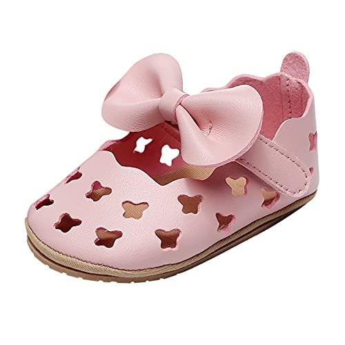 YWLINK Zapatos Para NiñOs,Sandalias Baotou De Gelatina De Suela Suave De Verano,Zapatos De Princesa,Zapatos Individuales,Zapatos De Playa,Zapatos De Bebé Antideslizantes,Lindas Sandalias Bowknot