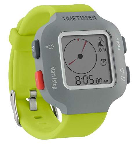 Time Timer Orologio Plus Gioventú, Colore Verde Lime