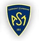 France Blasons ASM Clermont Auvergne Rugby Sticker, Autocollant, Plusieurs Tailles (10)