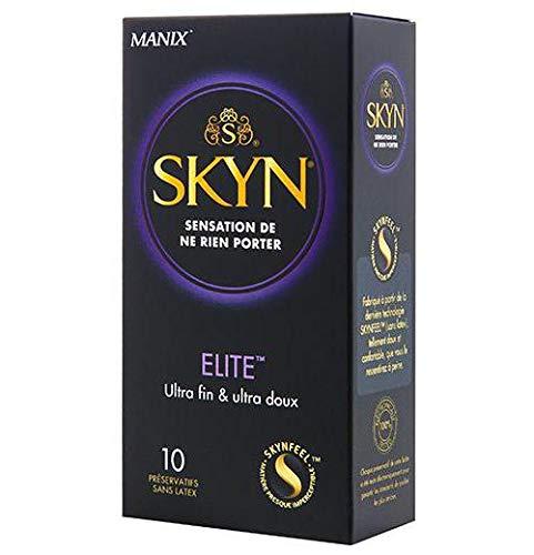 SKYN Kondome - Elite - Non Latex - CE Discreet Pack - Multibuy Optionen (1-24 Packungen)