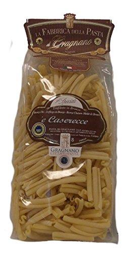 La Fabbrica Della Pasta di Gragnano - Caserecce Igp - 500 Gr