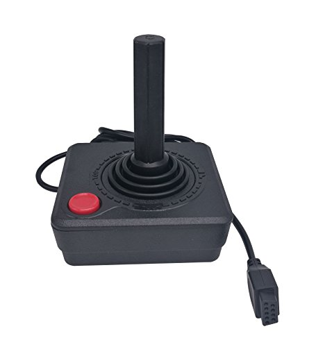Childhood Joysticks clásicos retro del regulador negro Gamepad para la consola del...