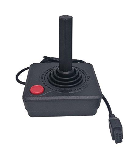 Childhood Retro Classic Joystick Controller Gamepad für Atari 2600 System Konsole-Schwarz