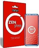 ZenGlass Flexible Glas-Folie kompatibel mit Oukitel K5000 Panzerfolie I Bildschirm-Schutzfolie 9H I (Kleiner Als Das Gewölbte Bildschirm)
