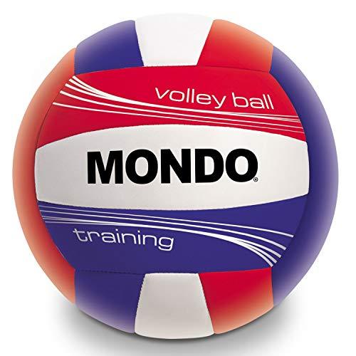 Mondo 13135 Ballon d'entraînement de Volley-Ball gonflé