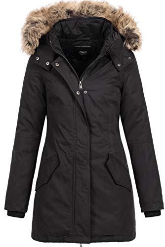 Only Onlsarah Parka Jacket Otw Mujer