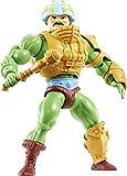 Masters of the Universe Masters del Universo Los Orígenes Figura de acción de Man-At-Arms, Color (Mattel GNN89)