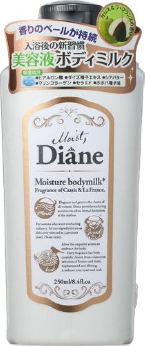 おそらく雪だるまを作る目的モイスト?ダイアン ボディミルク カシス&ラフランスの香り