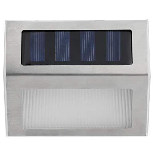 01 Applique Murale à LED, Lampe Solaire IP65, Charge Automatique, Vitesse de Charge Rapide, contrôle Intelligent de la lumière pour balcons pour Mur