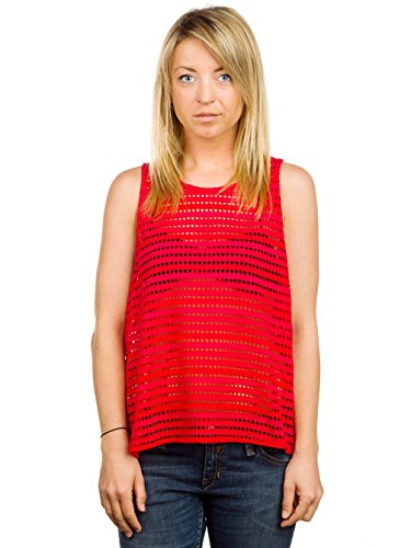 Rusty Blooming t-Shirt Rouge Rouge 6