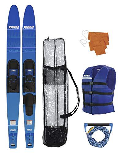 Jobe Allegre Paket Combo Wasserski, Blau, 67 Zoll