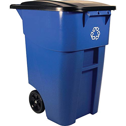 Rubbermaid 50-gallon Recycling Bin