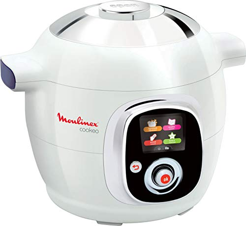 Multicuiseur intelligent - Moulinex Cookeo