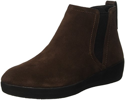 FitFlop Superchelsea Boot, Botas Chelsea para Mujer