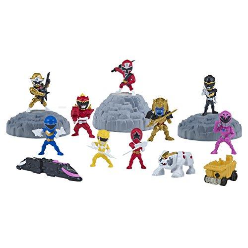 Power Rangers–Figura Micro Morphin–Modelo Aleatorio, 43505