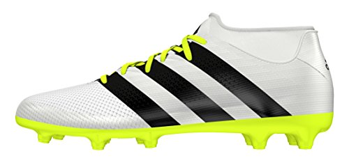 adidas Ace 16.3 Primemesh Fg/AG W, Scarpe da Calcio Donna, Bianco (Blanco/(Ftwbla/Negbas/Amasol) 000), 36 2/3 EU
