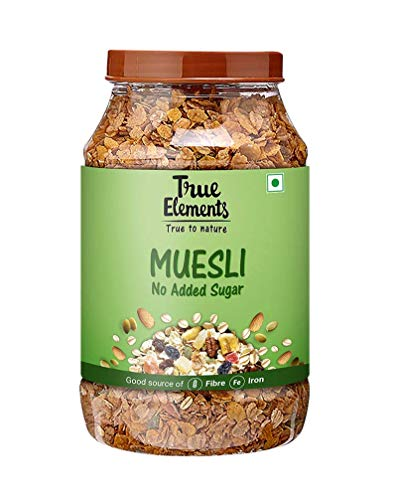 No Added Sugar Muesli - Mix Of Wholegrain oats ,Wheat...