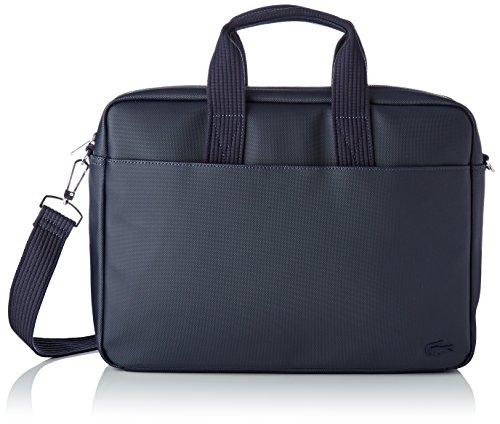 Lacoste Herren NH2451HC Laptop-Tasche, Marine 166, 1x29x39 cm (W x H x L)