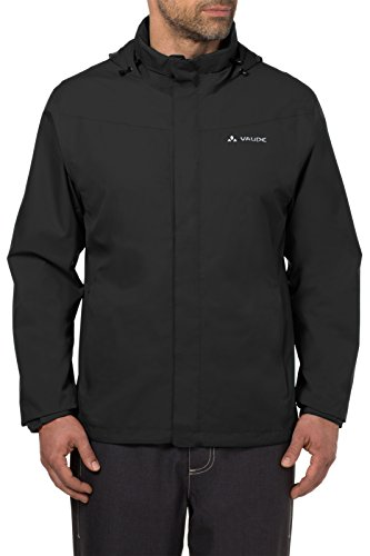 VAUDE Herren Jacke Men's Escape Bike Light Jacket, black, L, 050180105400