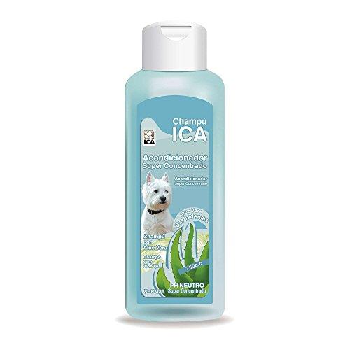 Ica chpm36 shampoo met aloë vera conditioner voor honden