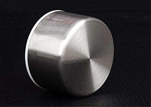 Termo de acero inoxidable botella de agua potable |a prueba de filtración de acero inoxidable 304 barra delgada de cristal anti-lobo de los hombres se divierte la taza y parejas de mujeres taza ,Copa