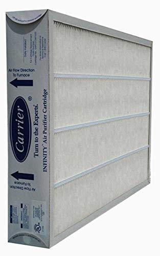 Carrier/Bryant GAPCCCAR1625-16 X 25 MERV 15 Evolution Air Purifier Filter, 16x25x3.5