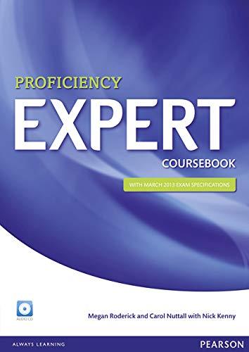 Expert Proficiency Coursebook and Audio CD Pack