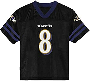 Lamar Jackson Baltimore Ravens #8 Youth 8-20 Home Alternate Player Jersey (Lamar Jackson Baltimore Ravens Alternate Black, 18-20)