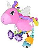 Lamaze Baby Spielzeug 'Ella, das Einhorn' Clip & Go, Greifling, Stoffspielzeug Kleinkind,...