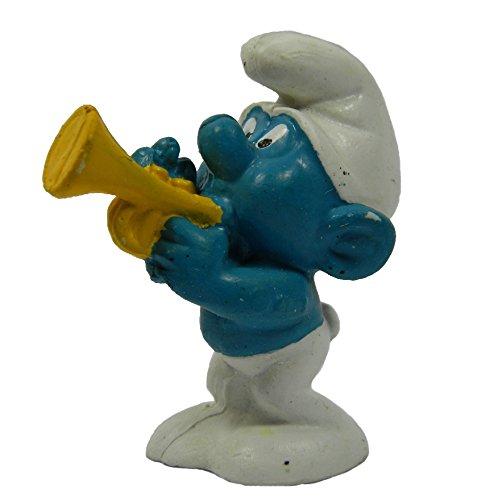 SCHLEICH 20072 - Die Schlümpfe, Trompeter 2